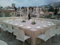 Colony Hotel Haifa - Events Roof